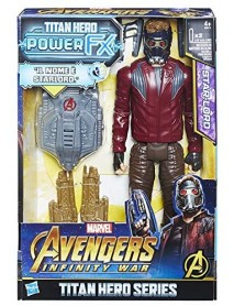 Avengers: Infinity War - Star-Lord Titan Hero Power FX (Personaggio 30cm