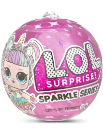 Giochi Preziosi LOL Surprise Sparkle, con Sorprese e Accessori - 8056379082606