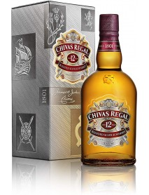 Chivas Regal 12 Años Whisky 12 Year Old 70 cl