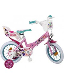 Bicicletta Minnie Club House 14 Toimsa - 8422084006136