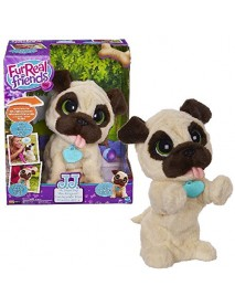 Fur Real Friends B0449EU4 - J.J. Tenero Carlino Peluche Interattivo 5010994856250