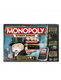 MONOPOLY ULTIMATE BANKING 5010994969158