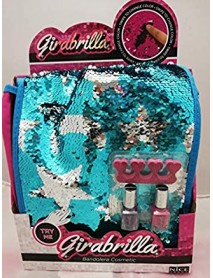 Nice GIRABRILLA BANDOLERA 6 Make UP 02533 - 8056779025333