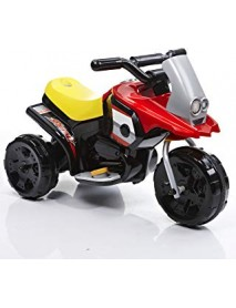 Rollplay 26211 My First Motor Cycle 6 V, Rosso - 4894662262113