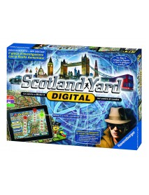 Ravensburger 26672 - Scotland Yard Digital 4005556266722