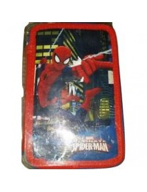 Astuccio 3 cerniere Spiderman