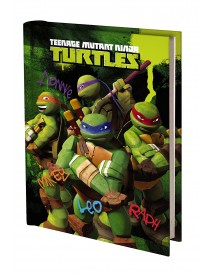 Diario Turtles 10 Mesi 8001444128734