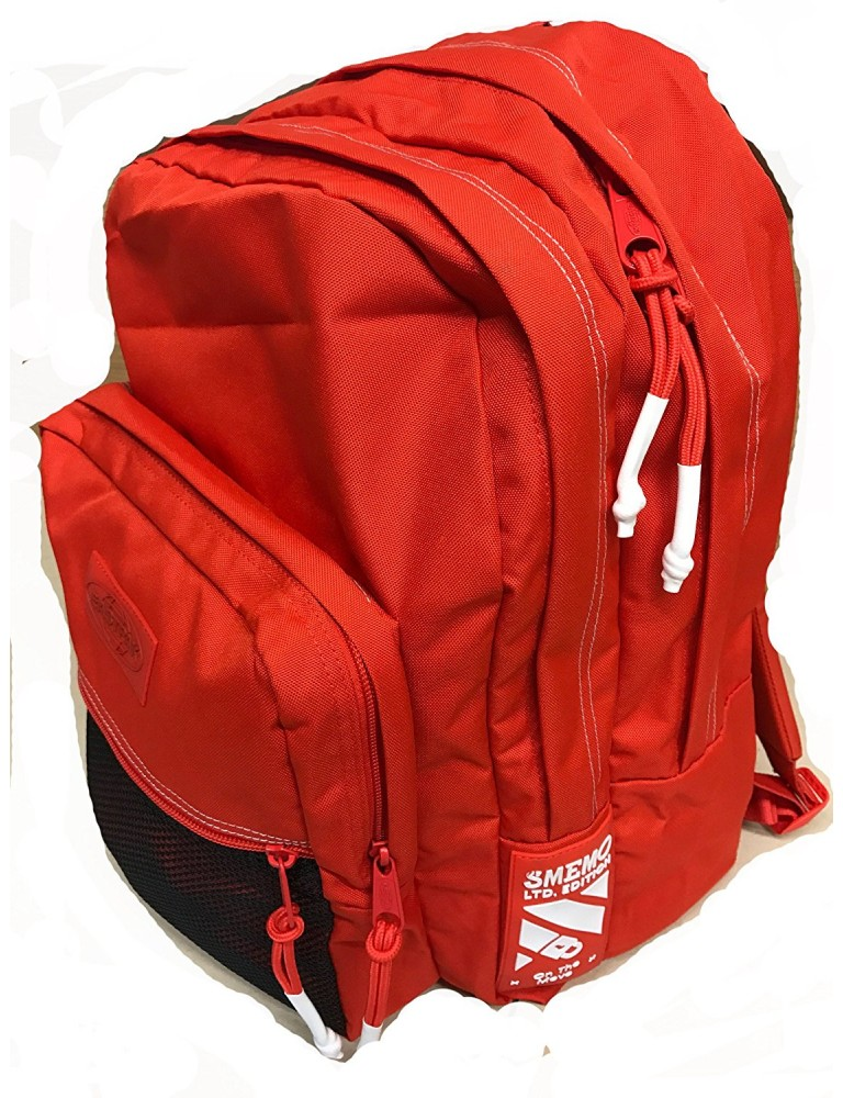 51813c1485 EASTPAK ZAINO PINNACLE SMEMO RED 38 L 5400552297067 - Mondo Copie
