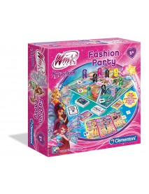 Clementoni - Winx Fashion Party 8005125119097
