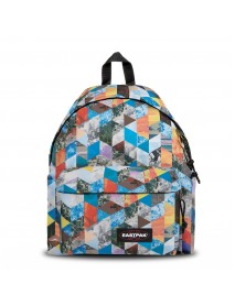 Eastpak Zaino Casual, 24 L, Multicolore (Triangle Bright), 40 cm - 5415320545769
