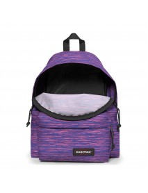 Eastpak PADDED PAK'R Zaino Casual, 40 cm, 24 liters, Multicolore (Knit Pink) - 5400552168077