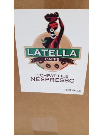 Caffè Latella capsule 100 pz