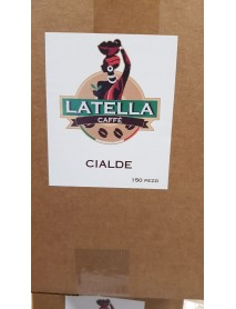 Caffè Latella cialde 150 pz